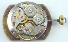 Vintage Concord Watch CO 20 Wristwatch Movement -  Parts / Repair