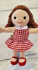 "RARE! Build a Bear Workshop-Misfit Toys Dolly for Sue Doll Plush 10"""