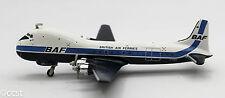 Blue Box British Air Ferries Cargo ATL-98 Carvair Polished Fuselage 1:500 G-ASDC