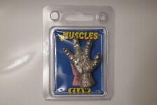 M.U.S.C.L.E claw PEWTER custom hand cast KEYCHAIN キン肉マン USA игрушки на заказ B