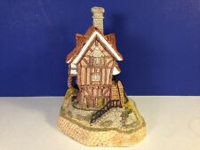 David Winter Cottages Lace Makers Cottage w/ box & Coa Combine Shipping!