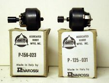 Ho Train AHM/Rivarossi Two (2)New Motors with boxes *new Old Stock*