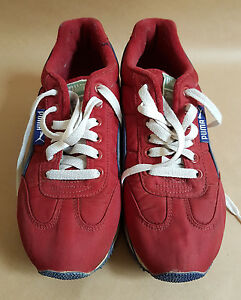 Red Puma Womens Sneakers US Size 7