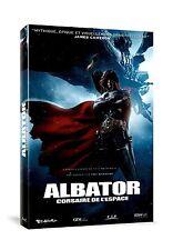 31242//ALBATOR CORSAIRE DE L'ESPACE DVD NEUF SOUS BLISTER