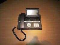 SIEMENS OpenStage 40 SIP IP-Telefon in Lava-Grau. TOP Zustand