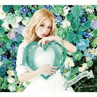 USED CD Kana Nishino Love Collection ~ mint ~ Limited Edition with DVD