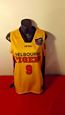 MELBOURNE TIGERS COLLECTABLE AND1 JERSEY 9 LEWIS IN LIKE NEW COND SIZE S