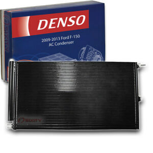 Denso AC Condenser for 2009-2014 Ford F-150 5.4L 6.2L V8 AC Air Conditioning nc