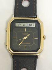 Seiko Quartz Watch, Alarm Chronograph, H357-5179
