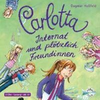 DAGMAR HOßFELD - CARLOTTA-INTERNAT UND PLÖTZLICH FREUNDINNEN BD.2 2 CD NEU