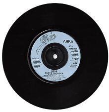 ABBA – Super Trouper / The Piper - UK  Epic 45 RPM (1980)