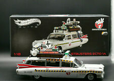 Ghostbusters 2 Hot Wheels Elite Ecto 1a, 1:18_1/18 MINT Condition! Top RARE!!!
