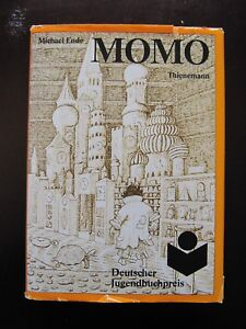 Momo Michael Ende 1973 Thienemann Verlag