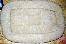 YOU&ME soft spot cream fleece Kitten/Small Puppy bed.
