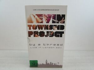 DEVIN TOWNSEND PROJECT 4 DVD + 5 CD LIMITED EDITION DELUXE BOX SET          #ET#