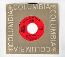 "New listing Barbra Streisand Why Did I Choose You / My Love 1965 7"" 45 rpm Vinyl Record Vg+"