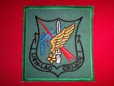 """Arvn Parachute Signal Bataillon """" Privilège Lac Chi Huy """" Guerre Du Vietnam"""