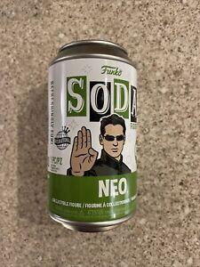 Funko Soda! THE MATRIX - NEO Figure
