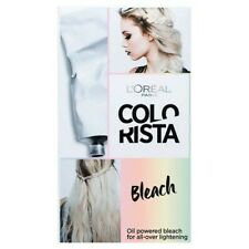 L'Oreal Paris COLORISTA Oil Powered Bleach For All-over Lightening.Hair Bleach