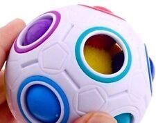SENSORY ROOM VARICOLOURED FIXATE TOY BALL AUTISM ASPERGES ADHT