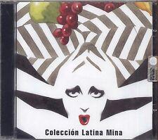MINA - Coleccion latina - CD 2001 SEALED SIGILLATO