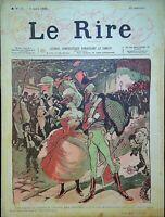 Le RIRE N° 17 du 2 Mars 1895