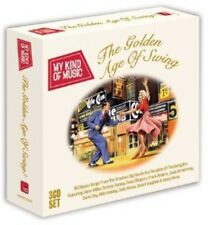 Various Artists - My Kind of Music -The Golden Age of Swing / Various [New CD] U
