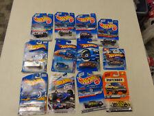 Nip Hot Wheels Big Lot Of Mixed Die Cast Cars And Vehicles Matchbox 12 Packs