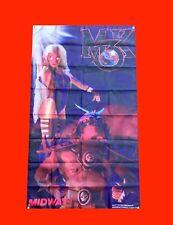 LARGE Mortal Kombat 3 MK3 Arcade Video Game Banner Flag Poster