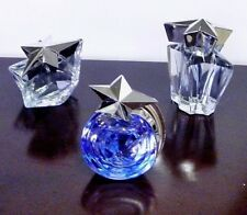 THIERRY MUGLER COLLECTION OF 3 STAR ANGEL FRAGRANCES+ 3 BAGS BEST PRICE EVER