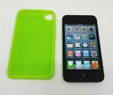 Apple ipod touch 4th generation 8gb black bundle