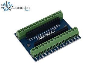Nano Screw Terminal Breakout Board Arduino Compatible
