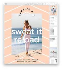 💓 Sarah's Day 💓 Sweat it Reload 💓