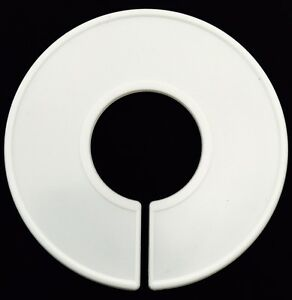 200 NEW Blank Round Size Dividers for Retail Clothing Racks