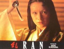 Ran - Revolt - Lobby Cards Set - Akira Kurosawa