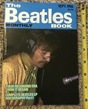 September 1986 The Beatles Monthly Softcover book