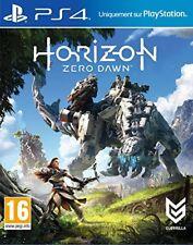 Jeu Video Sony Ps4 Playstation 4 TBE PAL VF Horizon Zero Dawn