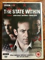 Jason Isaacs THE STATE WITHIN 2006 BBC Conspiracy Thriller Series UK DVD Box Set