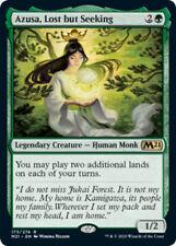 Azusa, Lost but Seeking - Foil x1 Magic the Gathering 1x Magic 2021 mtg card