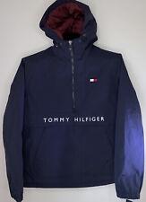 Tommy Hilfiger Mens Performance Jacket Navy Medium NEW...