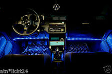 2x 24V 33cm BLAU LED Leiste & LKW TRUCK Fußraumbeleuchtung Innenraum Beleuchtung