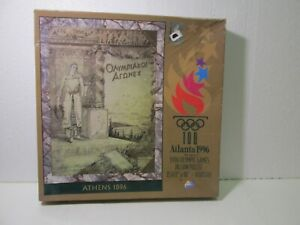 Sunsout Atlanta 1996 Olympic Games 550 Piece Jigsaw Puzzle gm1383