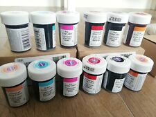 12 x Wilton Concentrated Icing Colour Gel Paste 28g Cake Decorating