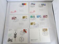 Briefe ;Karten,Plus ,m.Briefm.echt gelaufen(9 Stück)