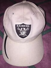 Oakland Raiders Vintage Gray Shield hat SPORTS SPECIALTIES NFL