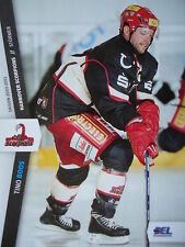 100 Tino Boos Hannover Scorpions del 2010-11