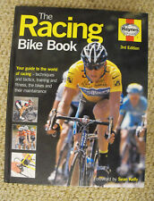 HAYNES RACING BIKE BOOK 3RD ED 2007 CYCLING ROAD TECHNIQUES TRAINING TACTICS NEW