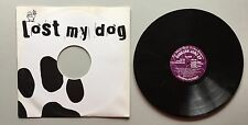 Ref780 Vinyle 33 Tours Carillon Jamz Jay West Ep 0006 Lost My Dog