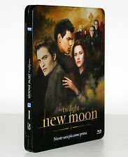 NEW MOON [THE TWILIGHT SAGA] [STEELBOOK EDIZIONE LIMITATA BLU RAY] EAGLE PICT.