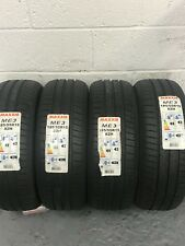 4 x 185/55 R15 Maxxis Mecotra ME3 82H 185 55 15 (1855515) - FOUR TYRES (NEW)